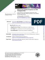 Human-Like Immune Responses in CD46 Transgenic Mice1