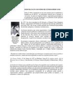 Retorno de La Democracia en Los Países de Centroamericanos