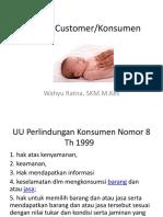 Hak Hak Customer