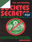 33981239 Helsing Van Les Societes Secretes Et Leur Pouvoir Au XXeme Siecle