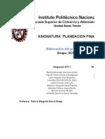 AA ANALISIS DE LAS VARIACIONES CON EL PRESUPUESTO.xlsx