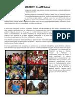 La Multiculturalidad en Guatemala