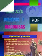 Diaconos y Diaconisas 2015 ppt