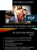 CAPACITACION PUBLICACIONES ppt