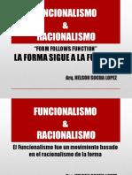 Funcionalismo & RacionalismoSB2017Ultimo