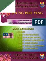 Majlis Persaraan Pn Ng Poh Ying