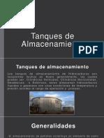 1.Tanques de Almacenamiento