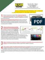 RECOMENDACIONES Uso Impresora Tinta Sistemas Continuos