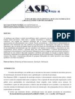 A IMPORTÂNCIA DO MARKETING DE RELACIONAMENTO NA BUSCA DA SATISFAÇÃO E FIDELIZAÇÃO DOS CLIENTES EXTERNOS