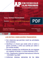 Semana 4 - Ratios Financieros