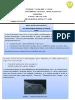 Caracterización Del Cuarzo
