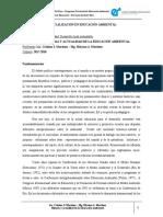 PROGRAMA - Historia y Actualidad de La Educacion Ambiental - Mod.iii - Especializacion EA - Mayo 2018