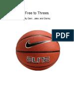 free to threes