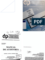 Lattuca Manual de Auditoria Informe 5e