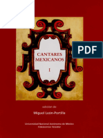 Cantares Mexicanos Vol 1.