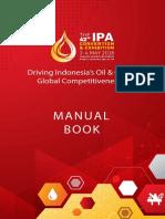 Manual Book Ipa 2018