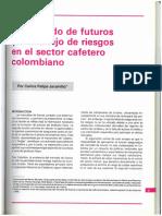 Mercado de Futuros en El Sector Cafetero Colombiano