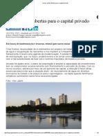 Cesan_ Portas Abertas Para o Capital Privado