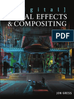 Visual Effects and Compositing