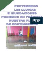 Plan de Contingencia Para Lluvias 2018