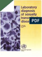 STI Laboratory Diagnosis
