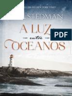 A Luz Entre Los Oceanos - M. L. Stedman