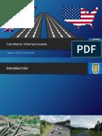 Carreteras internacionales