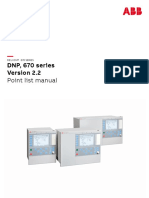 1MRK511397-UUS B en Point List Manual DNP 670 Series Version 2.2