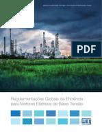 Regulamentacoes Globais de Eficiencia Para Motores Eletricos de Baixa Tensao 50065222 Catalogo Portugues Br