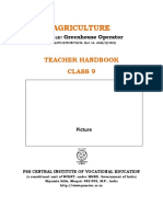 Teacher Handbook Template 2