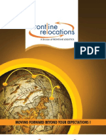 Frontline Relocation Brochure