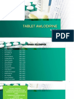 Ppt Tablet Amlodipin