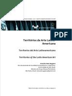 Territórios Da Arte Latinoamericana