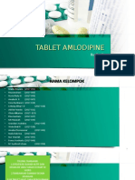 PPT TABLET AMLODIPIN.ppt