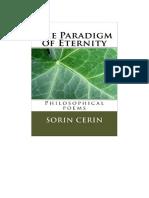 The Paradigm of Eternity