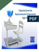 (Microsoft PowerPoint - 1. Organizaciones de Representaci_363n Empresarial Siglo XXI OITl