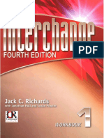 Interchange Level 1 Fourth Edition Workbook