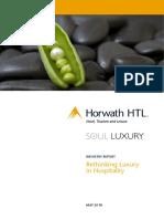 HHT - Rethinking Luxury