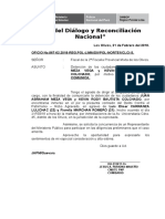 1ra. Fiscala Los Olivos 123