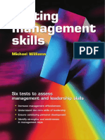 Test Your Management Skills