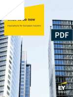 Ey Ifrs17 Implications for European Insurers