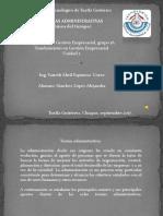 Línea Del Tiempo (Teorías Administrativas), Sánchez López Alejandra (1)