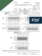E-030 Cooling Water Treatment Program (Shipboard Log Pad) Rev 0