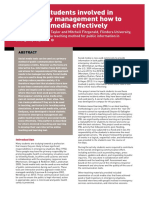 Ross et al - Teaching students involved in emergency management how to use social media effectively.pdf