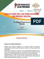 Ayuda II - Resiliencia