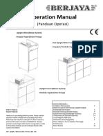 Upright Refrigerator- Z Handle