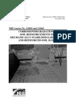 FHWA Corrosion