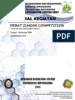60-Proposal Debat Ilmiah Pengantar SK