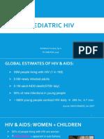 25375 Pediatric Hiv