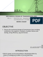 Module 8 - Mechanical Design of Transmission Lines
